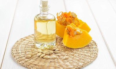 PUMPKIN SEED OIL COLD PRESSED