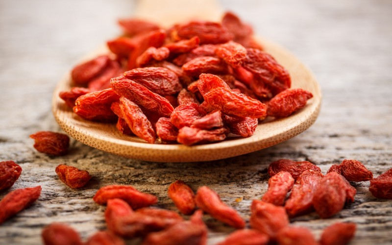 GOJI BERRIES DRIED NON GMO
